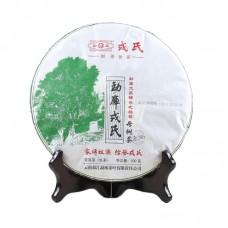 2016, Материнское дерево, 500 г/блин, шэн, ч/ф Мэнку Жунши