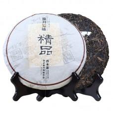 2013, Отборный чай с высоких деревьев, 357 г/блин, шэн, ч/ф Суйюэ Чживэй