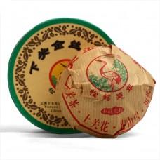 2014, Золотая Лента, 100 г/точа, шэн, ч/ф Сягуань