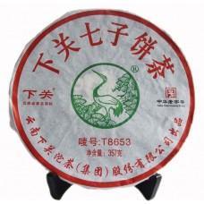 2014, T8653, 357 г/блин, шэн, ч/ф Сягуань