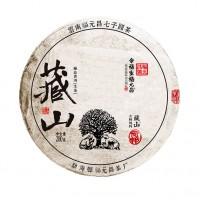 """2018, Ибан, серия """"Тибет"""", 200 г/блин, шэн, ч/ф Фуюань Чан"""