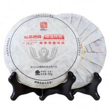 2018, Падан, горный район, 357 г/блин, шэн, ч/ф Фуюань Чан