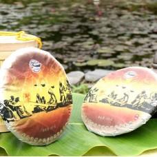 "2012, Мэнсун, серия ""На Счастье"", 357 г/блин, шэн, ч/ф Фуюань Чан"
