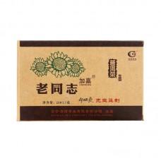 2007, Классика Лаотунчжи, 250 г/коробка, шэн, ч/ф Хайвань