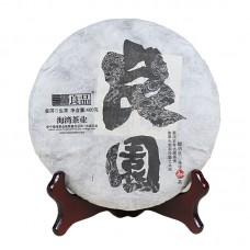 2017, Сад Доброты, 400 г/блин, шэн, ч/ф Хайвань