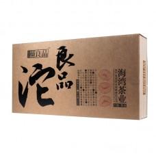 2016, Отборный чай, 180 г/коробка, шэн, ч/ф Хайвань