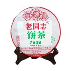 2018, 7548, 357 г/блин, шэн, ч/ф Хайвань
