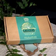 2012, Лист старого дерева, 500 г/кирпич, шэн, ч/ф Хайвань