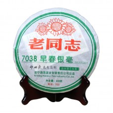 2007, 7038, 400 г/блин, шэн, ч/ф Хайвань