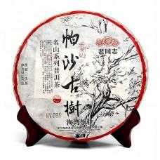 "2020, Паша, серия ""Миншань"", 500 г/блин, шэн, ч/ф Хайвань"
