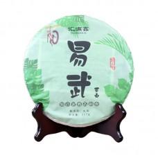 2018, Иушанец, 357 г/блин, шэн, ч/ф Хуэй Маньсинь