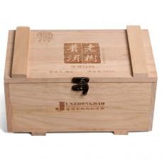 2014, 7698, 999 г/коробка, шэн, ч/ф Цзюньчжун Хао
