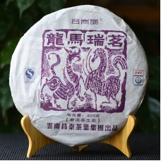 2007, Конь и Дракон, 400 г/блин, шэн, ч/ф Чантай
