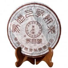 2005, Иушаньский (серия Ичан Хао), 400 г/блин, шэн, ч/ф Чантай