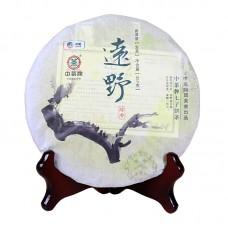 2013, Вкус диких зарослей, 357 г/блин, шэн, ч/ф Чжунча