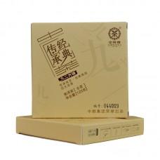 2016, Наследие 92-го года, 125 г/коробка, шэн, ч/ф Чжунча