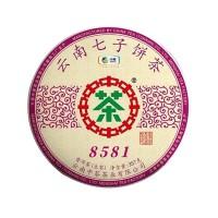 2019, 8581, 357 г/блин, шэн, ч/ф Чжунча