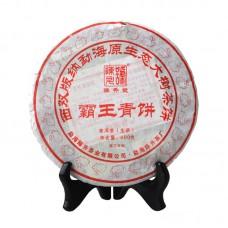 2011, Баван, 400 г/блин, шэн, ч/ф Чэньшэн Хао
