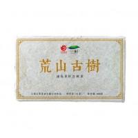 2021, Заповедник Дунбаньшань, 1 кг/кирпич, шэн, ч/ф Юньчжан