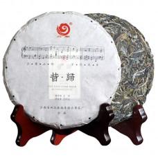 2018, Сигуйская соната, 200 г/блин, шэн, ч/ф Юньчжан