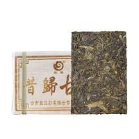 2018, Сигуйский хуанпянь древних деревьев, 500 г/упаковка, шэн, ч/ф Юньчжан