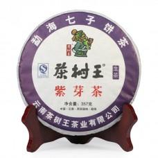 2013, Фиолетовый бархат, 357 г/блин, шэн, ч/ф Чашуван