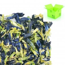 "2020, Анчан ""Синяя бабочка""/""тайский чай"", цветочный, большой бокс, 1000 г, фермерский чай"