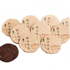 2017, Прикосновение нежных пальцев (10*30г), 300 г/упаковка, шу, Пучживэй (компания Хундэ)