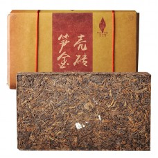 "2015, Сунькэ ""Бамбуковое лыко"", 1 кг/кирпич, шу, Пучживэй (компания Хундэ)"