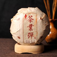 2016, Чайная бомба, 500 г/точа, шу, Пучживэй (компания Хундэ)