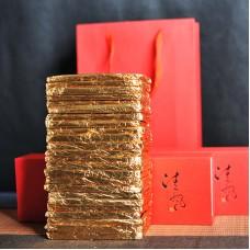 2016, Шоколадные плитки (24*100г), 2,4 кг/коробка, шэн, Пучживэй (компания Хундэ)