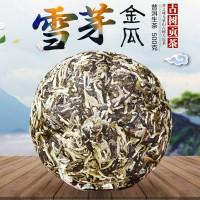 2015, Снежные почки Уляншаня, 500 г/точа, шэн, Пучживэй (компания Хундэ)