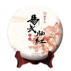 2018, Иу Шайхун, 200 г/блин, красный чай, Шудайцзы