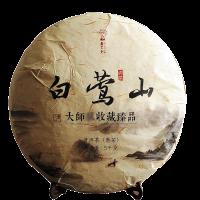 2015, Байиншань (восточный Фэнцин), 5 кг/блин, шу, Шудайцзы