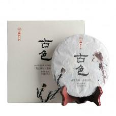 2014, Изюминка древнего Буланшаня (выставочный вариант), 357 г/блин, шу, Шудайцзы