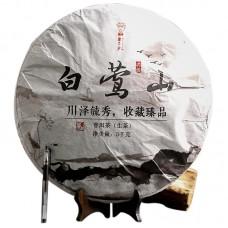 2017, Байиншань (восточный Фэнцин), 5 кг/блин, шэн, Шудайцзы