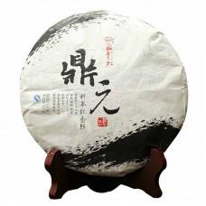 2014, Пьедестал почёта (дер. Маньно, древние деревья), 357 г/блин, шэн, Шудайцзы
