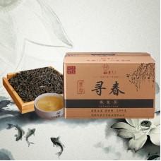 2018, Весення прогулка. Цзинмайский лист, 2,5 кг/коробка, шэн, Шудайцзы