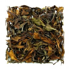2016, Баймудань выдержанный, белый чай, зиплок-пакет, 100 г