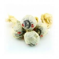 2019, Юэгуанбай, бренд Лао Шитоу, белый чай, зиплок-пакет, 100 г